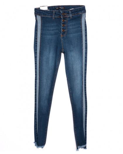 0686 Hepyek американка модная синяя осенняя стрейчевая (27-31, 4 ед.) Hepyek