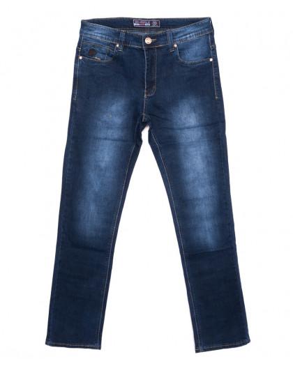 0702 Bagrbo джинсы мужские синие осенние стрейчевые (29-38, 8 ед.) Bagrbo