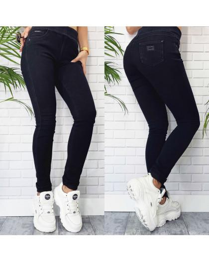 8843 LDM джинсы женские на резинке осенние стрейчевые (25-30, 6 ед.) LDM