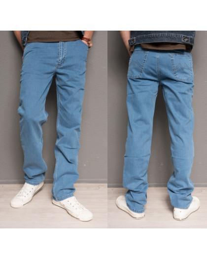 0415 L.V.D. джинсы мужские классические весенние стрейч-котон (30-36, 6 ед.) L.V.D.