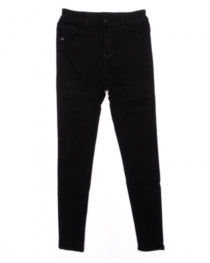 3320 New jeans американка черная осенняя стрейчевая (25-30, 6 ед.) New Jeans