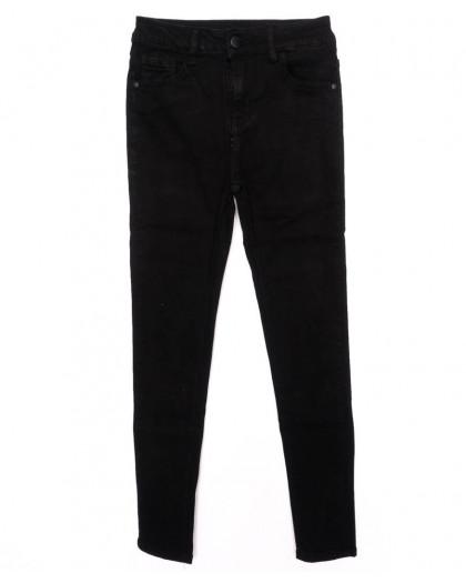 3314 New jeans джинсы женские черные осенние стрейчевые (25-30, 6 ед.) New Jeans