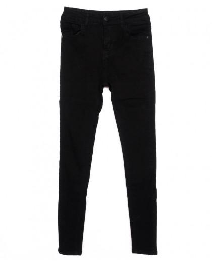 3304 New jeans джинсы женские черные осенние стрейчевые (25-30, 6 ед.) New Jeans