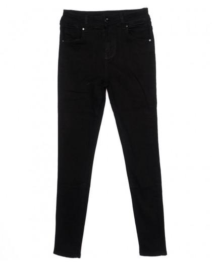 3312 New jeans американка черная осенняя стрейчевая (25-30, 6 ед.) New Jeans