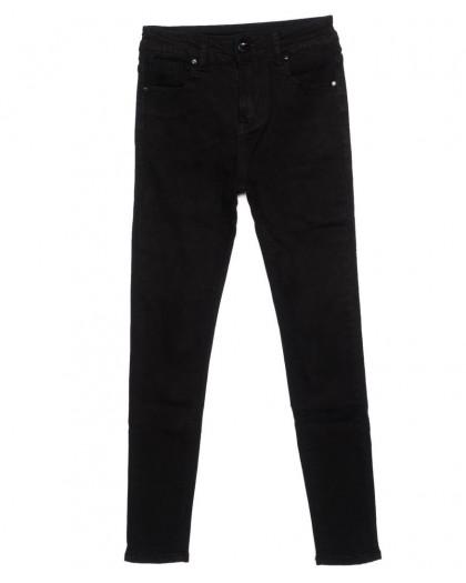 3315 New jeans джинсы женские черные осенние стрейчевые (25-30, 6 ед.) New Jeans
