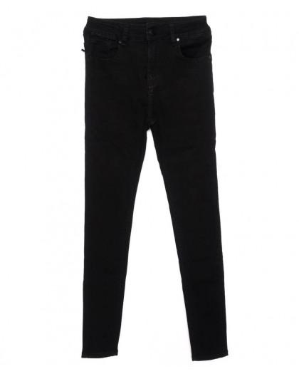 3303 New jeans американка черная осенняя стрейчевая (25-30, 6 ед.) New Jeans