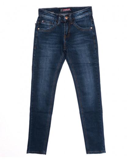 8007 Vouma-Up джинсы мужские молодежные синие осенние стрейчевые (27-34, 8 ед.)  Vouma-Up