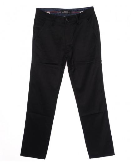 0037-K1 New Feerars джинсы мужские молодежные черные осенние стрейчевые (27-34, 8 ед.)  New Feerars