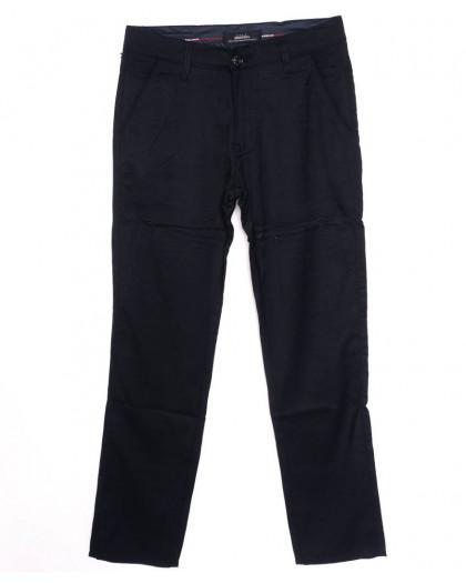 0038-K2 New Feerars джинсы мужские молодежные темно-синие осенние стрейчевые (27-34, 8 ед.)  New Feerars
