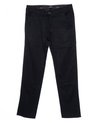 0037-P116 New Feerars джинсы мужские молодежные темно-синие осенние стрейчевые (27-34, 8 ед.)  New Feerars