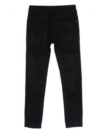 0260 Bagrbo джинсы мужские молодежные черные осенние стрейчевые (28-36, 8 ед.)  Bagrbo