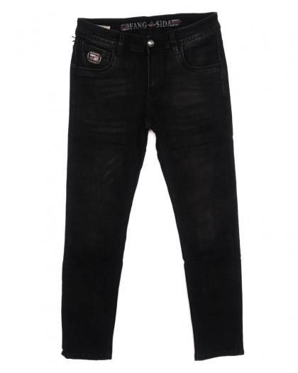 8217 Fangsida джинсы мужские черные осенние стрейчевые (29-36, 8 ед.)  Fangsida
