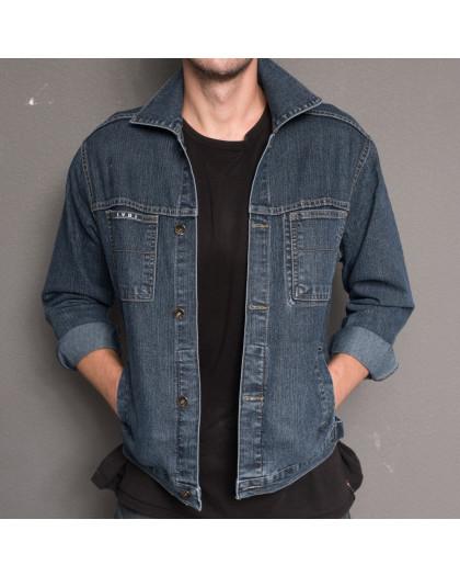 0800 L.V.D. куртка джинсовая на мальчика осенняя стрейчевая (28-31, 4 ед.) L.V.D.