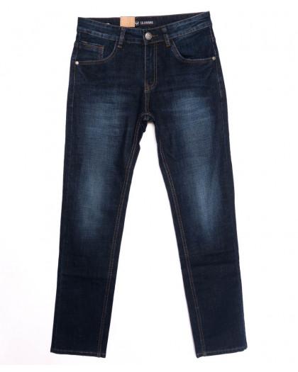 1020 LS джинсы мужские синие осенние стрейчевые (29-38, 8 ед.) LS