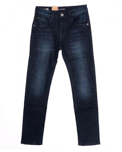 1015 LS джинсы мужские синие осенние стрейчевые (29-38, 8 ед.) LS