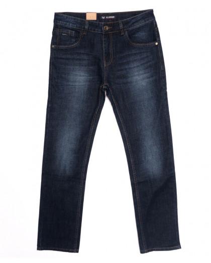 1021 LS джинсы мужские синие осенние стрейчевые (32-38, 8 ед.) LS