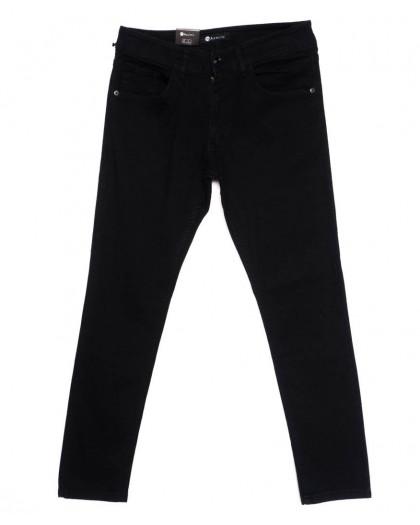 11005 Azarro джинсы мужские черные осенние стрейчевые (29-36, 8 ед.) Azarro