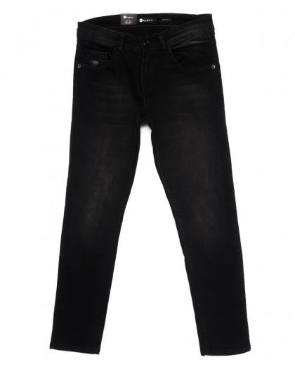 10982 Azarro джинсы мужские темно-серые осенние стрейчевые (29-38, 8 ед.) Azarro