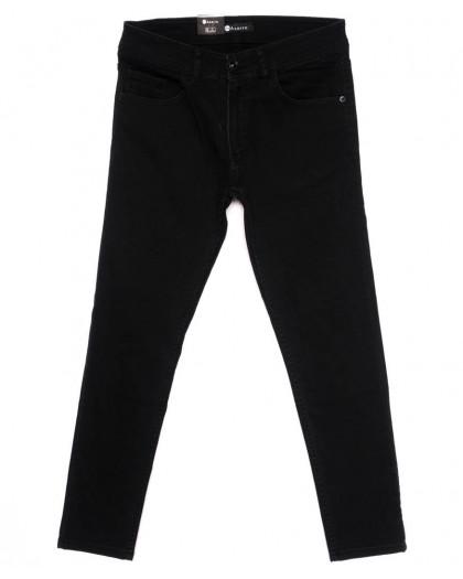 11004-9 Azarro джинсы мужские черные осенние стрейчевые (29-38, 9 ед.) Azarro