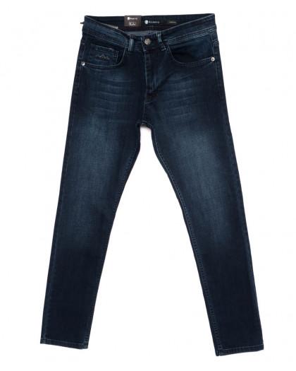 10984 Azarro джинсы мужские синие осенние стрейчевые (29-38, 8 ед.) Azarro