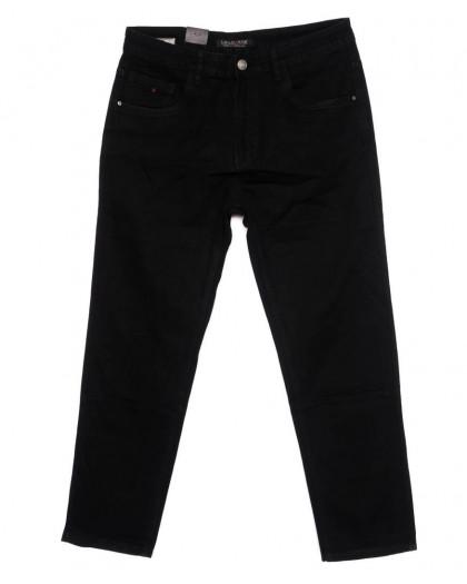 120233-D Vitiso джинсы мужские батальные черные осенние котоновые (34-42, 8 ед.) Vitiso