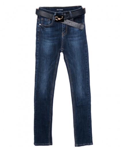 9364 LDM джинсы женские синие осенние стрейчевые (25-30, 6 ед.) LDM