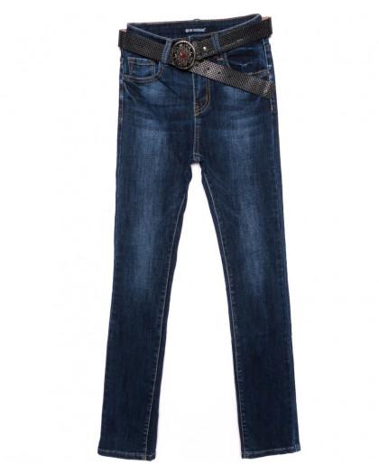 9365 LDM джинсы женские синие осенние стрейчевые (25-30, 6 ед.) LDM