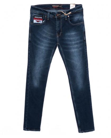 6009 Redcode джинсы мужские синие осенние стрейчевые (29-36, 8 ед.) Redcode