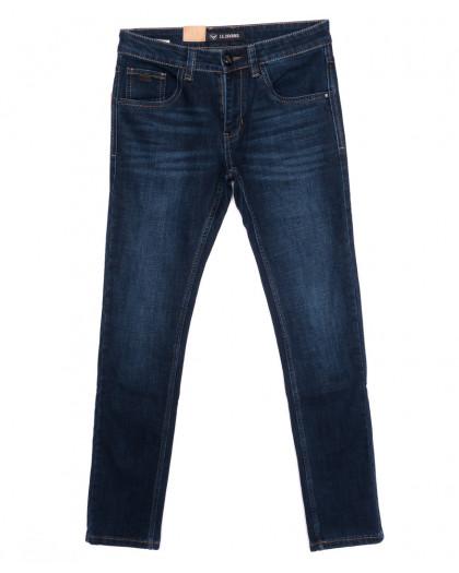 120238 LS джинсы мужские молодежные зауженные осенние стрейчевые (27-34, 8 ед.) LS