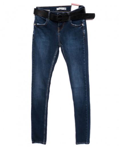 5073 Sessanta джинсы женские синие осенние стрейчевые (25-30, 6 ед.) Sessanta