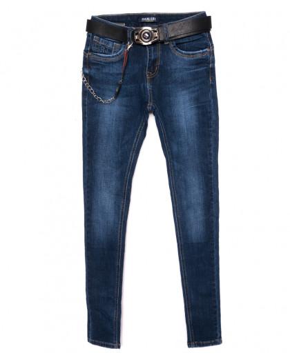 1900 Hanleby джинсы женские зауженные осенние стрейчевые (25-30, 6 ед.) Hanleby