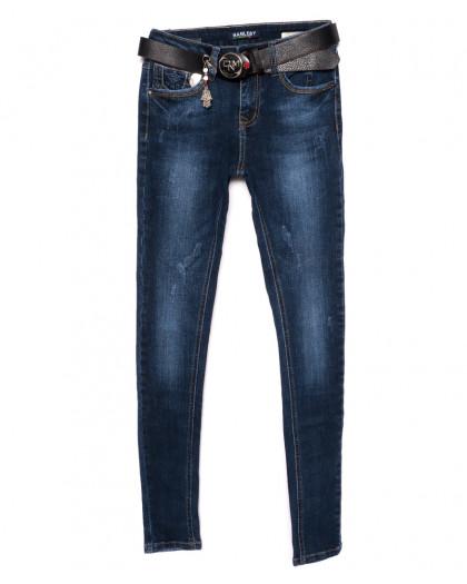 1905 Hanleby джинсы женские зауженные осенние стрейчевые (25-30, 6 ед.) Hanleby