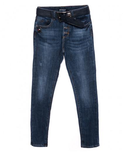 9368 LDM джинсы женские на пуговицах осенние стрейчевые (25-30, 6 ед.) LDM