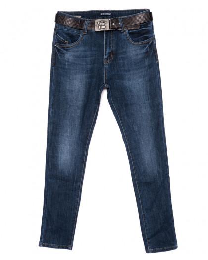 9370 LDM джинсы женские батальные осенние стрейчевые (28-33, 6 ед.) LDM