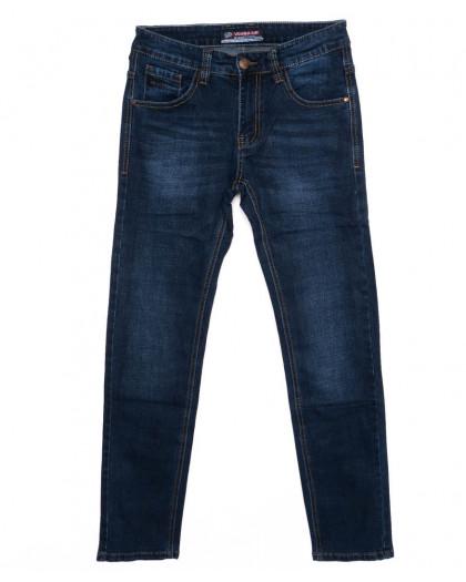 8017 Vouma-Up джинсы мужские синие осеннии стрейчевые (29-38, 8 ед.) Vouma-Up