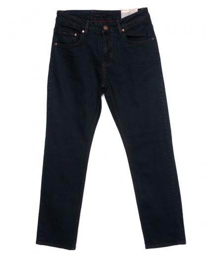 0309 Redmoon джинсы мужские темно-синие осеннии стрейчевые (31-38, 6 ед.) Red Moon