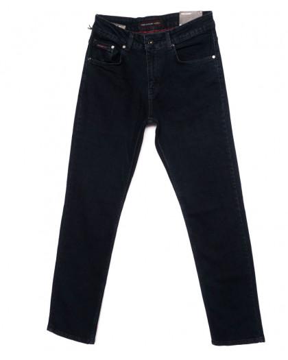 0274 Redmoon джинсы мужские темно-синие осеннии стрейч-котон (31-38, 6 ед.) Red Moon