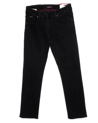 0354 Red Moon джинсы мужские черные осеннии стрейчевые (31-38, 6 ед.) Red Moon