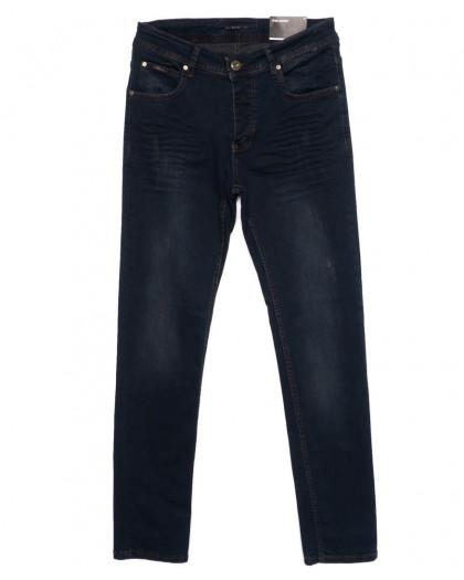 0292 Red Moon джинсы мужские синие осеннии стрейчевые (31-38, 6 ед.) Red Moon