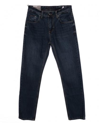 0228 Red Moon джинсы мужские синие осеннии котоновые (31-38, 6 ед.) Red Moon