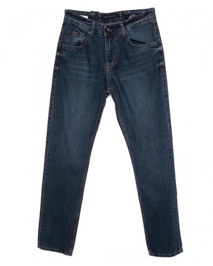 0227 Red Moon джинсы мужские синие осеннии котоновые (31-38, 6 ед.) Red Moon