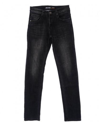 9001 Mr.King джинсы мужские темно-серые осенние стрейч-котон (29-38, 8 ед. 38й рост) Mr.King