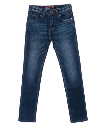 9002 Mr.King джинсы мужские синие осенние стрейч-котон (30-38, 8 ед. 38й рост) Mr.King