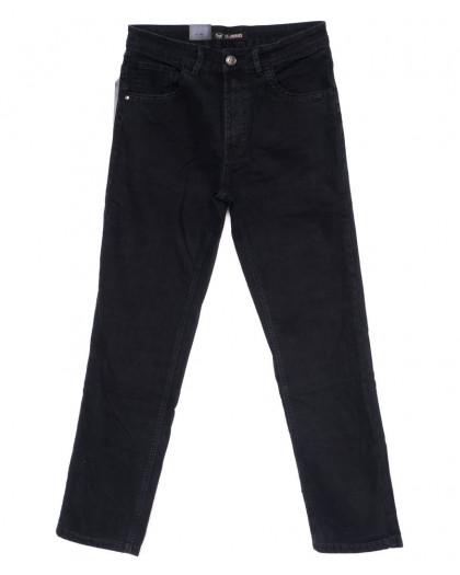 120265 LS джинсы мужские полубатальные темно-серый осенние стрейчевые (32-38, 8 ед.) LS