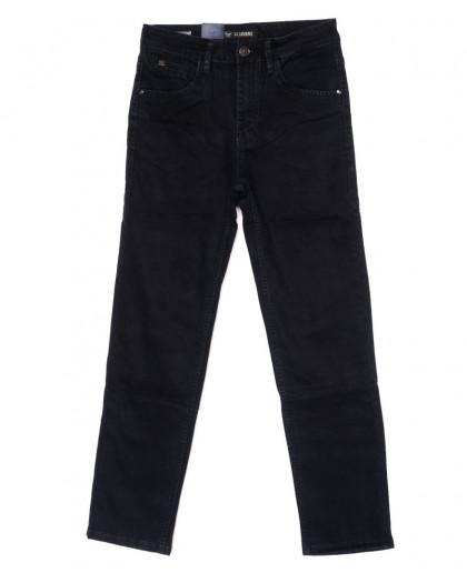 120260 LS джинсы мужские темно-серые осенние стрейчевые (29-38, 8 ед.) LS