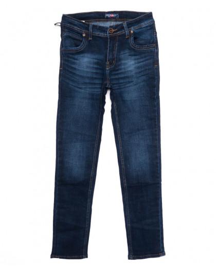 2057 DSOUAVIET джинсы мужские синие осенние стрейчевые (29-38, 8 ед.) Dsouaviet