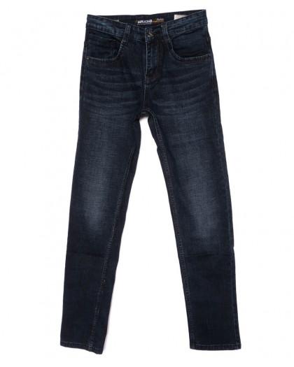 0078 Mr.King джинсы мужские синие осенние стрейчевые (29-38, 8 ед.) Mr.King