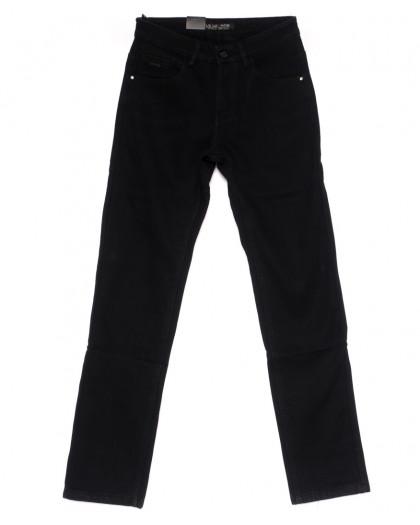2006 LS джинсы мужские черные на флисе зимние стрейчевые (30-38, 8 ед) LS