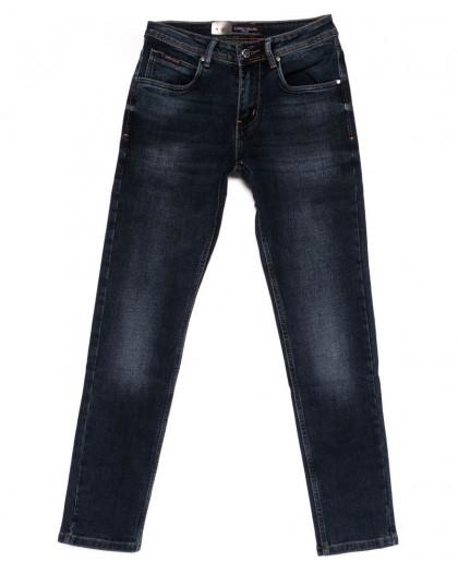 2104 Longli джинсы мужские синие осенние стрейчевые (29-38, 8 ед.) Longli