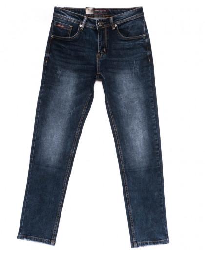 2093 Longli джинсы мужские с царапками осенние стрейчевые (30-38, 8 ед.) Longli